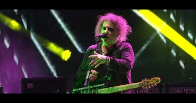 The Cure Lullaby Vision Art NEWS