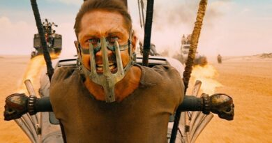 tom hardy mad max reproducao widelg Vision Art NEWS