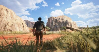 uncharted legacy of thieves collection pc ps5 Vision Art NEWS
