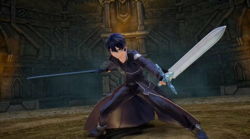 Tales of Arise Crossover SAO Vision Art NEWS