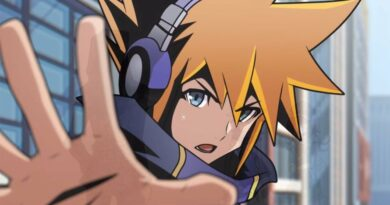 The World Ends With You Gratis Nintendo Switch Online Vision Art NEWS